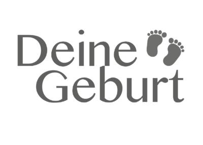 Deine Geburt • Logo